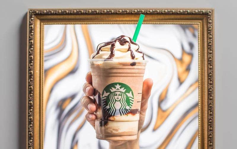 FYI: Starbucks Is Giving Out Free Frappuccinos During Happy Hour
