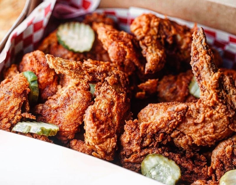 Are You Brave Enough To Try LA's Spiciest Fried Chicken?