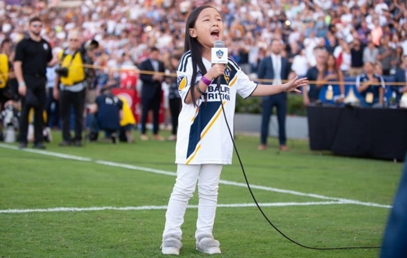 A 7-Year-Old Local Named Malea Emma Is Taking The Nation By Storm