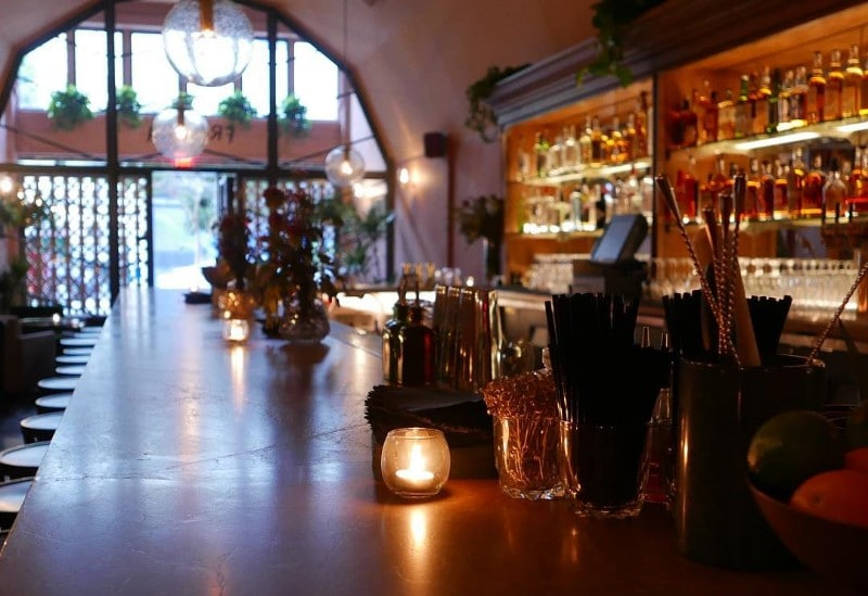 Downtown LA Just Got A New Drinking Hideaway Called Bar Franca