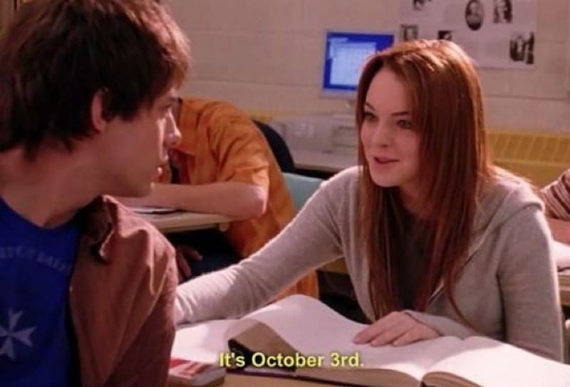 The Mermaid Bar Is Hosting 'Mean Girls Day' For An October 3rd Celebration