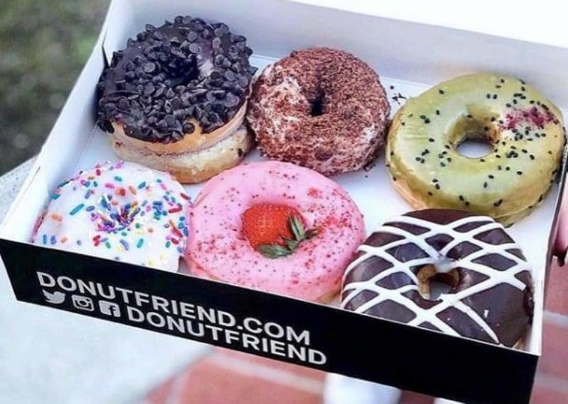 This Popular All-Vegan Doughnut Shop Is Expanding To DTLA • Donut Friend