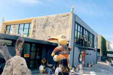 Bunny Museum in LA
