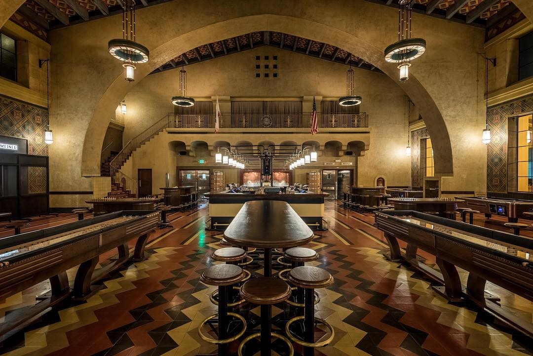 The New Bars At Union Station Are Drop-Dead Gorgeous