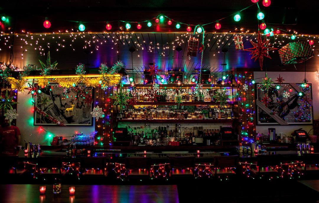 WeHo's No More Heroes Bar Invites You To Get 'Christmassy As F*ck' This Year