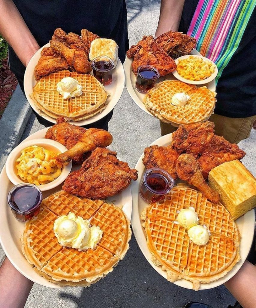 A New Roscoe S Chicken Waffles Is Opening On La Brea Later