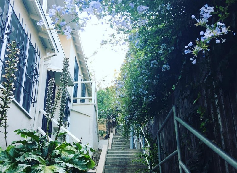 5 Secret Stairwells To Climb In Los Angeles