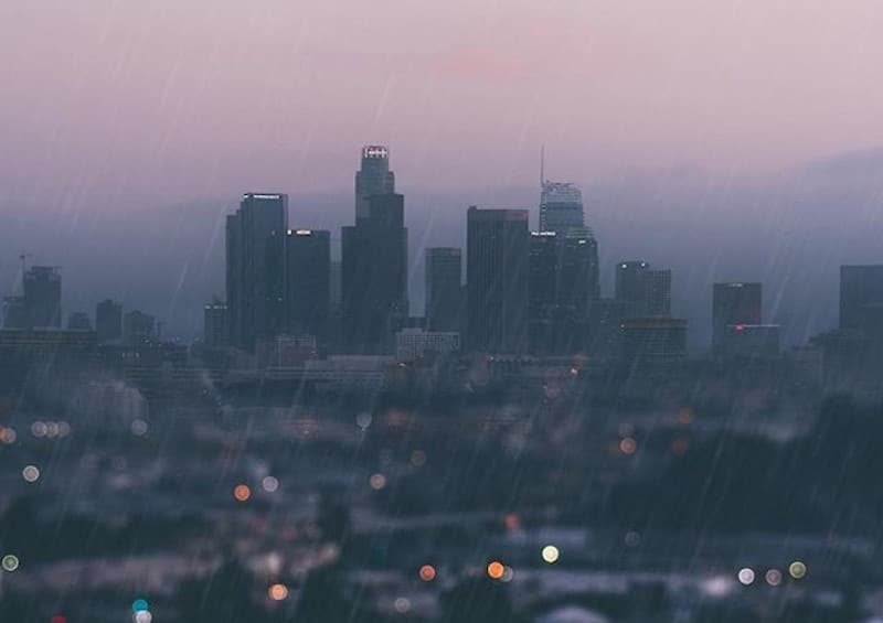 Ready For Another Rainstorm, Los Angeles?