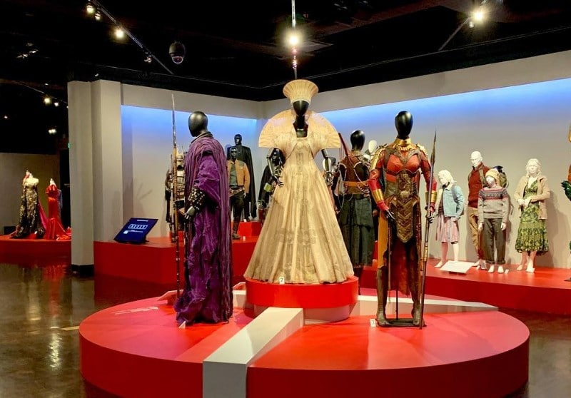 Costumes From 2018 Oscar-Nominated Films Are On Display At FIDM