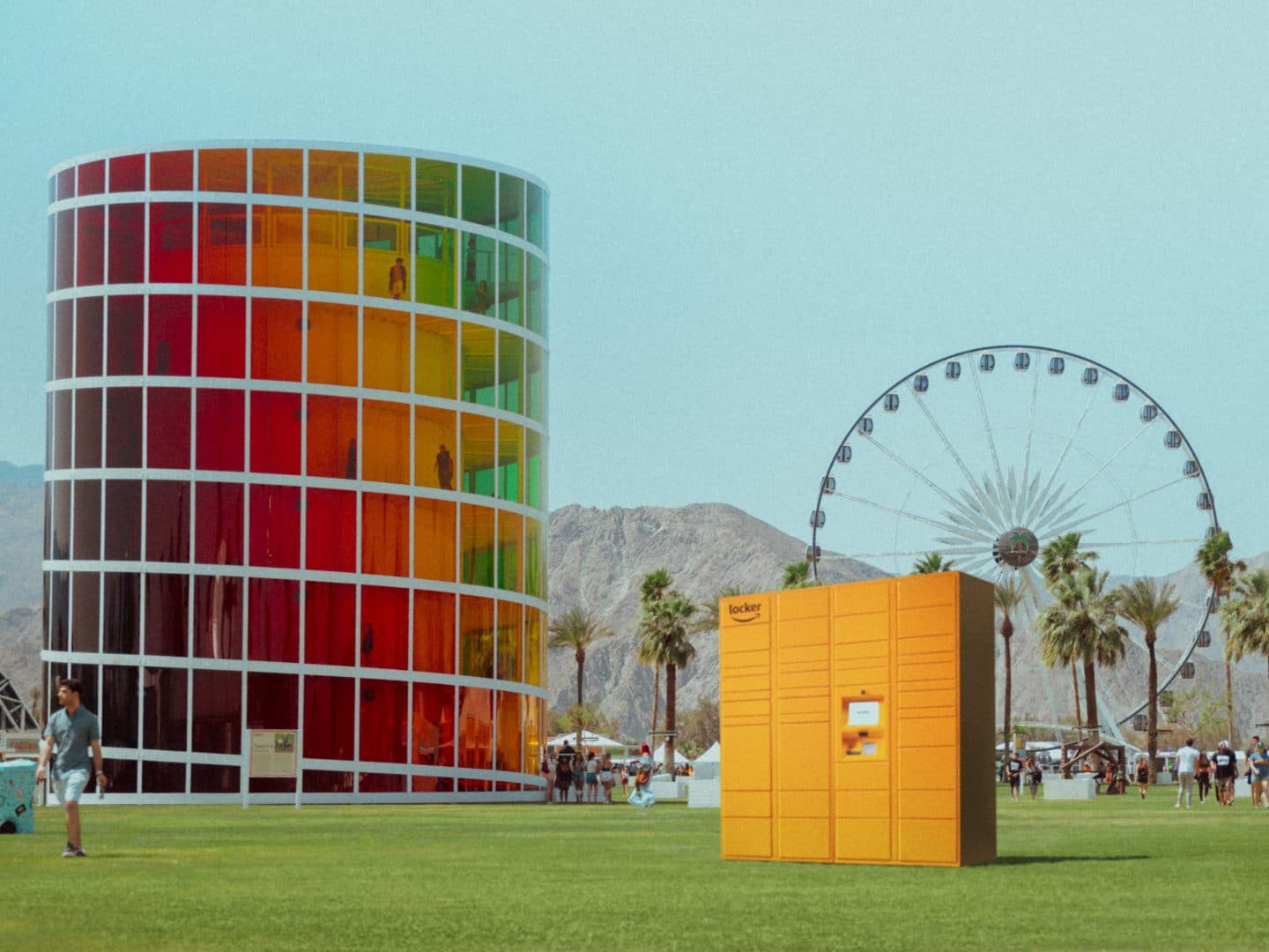 Amazon Is Partnering With Coachella So That Festival Goers Can Order Same Day Delivery
