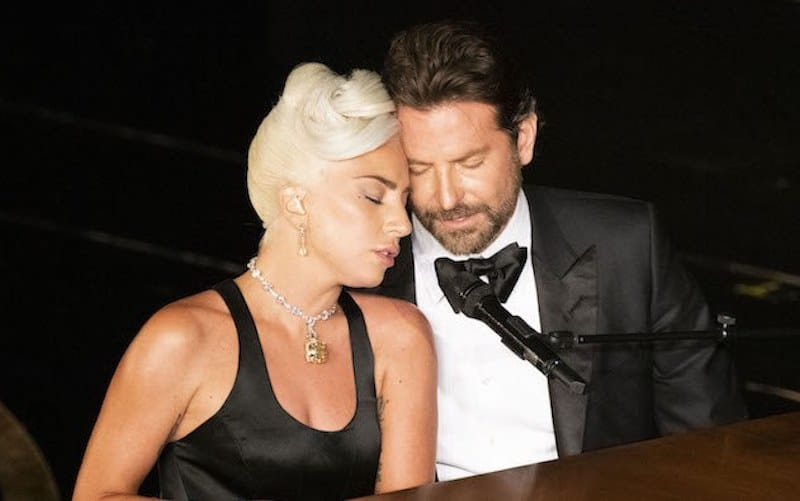Lady Gaga And Bradley Cooper Received Two Standing Ovations At The Oscars