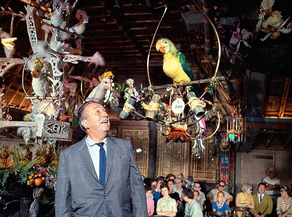 Disney's Enchanted Tiki Room Was Powered By Nuclear Weapon Technology In The 1950s
