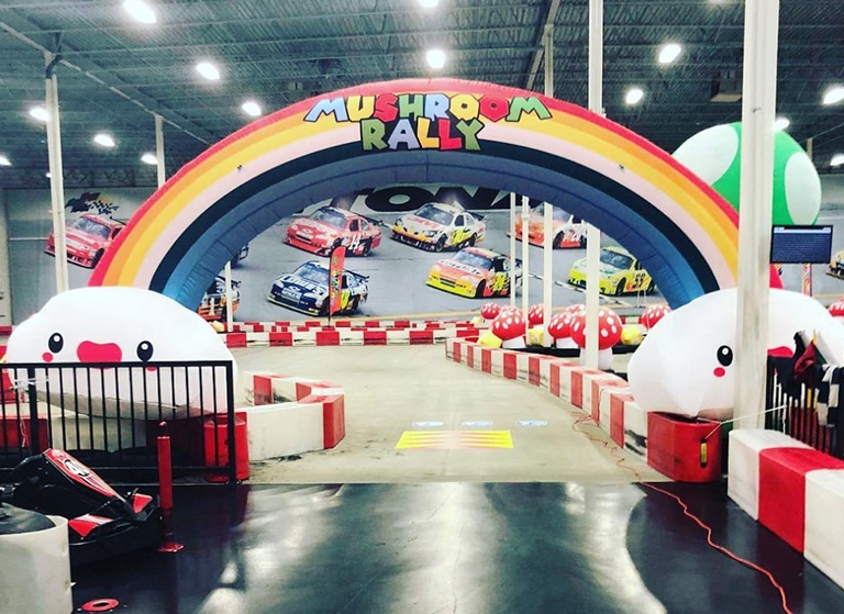 Tickets To A Mario Kart-Inspired Race In Anaheim Are Officially On Sale!