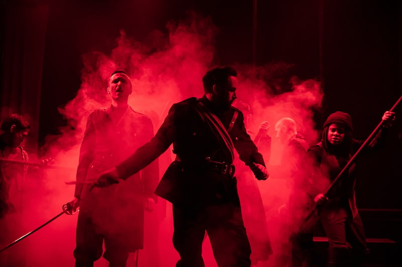 This Immersive Rendition Of Shakespeare's Julius Caesar Will Have You Shouting For Justice