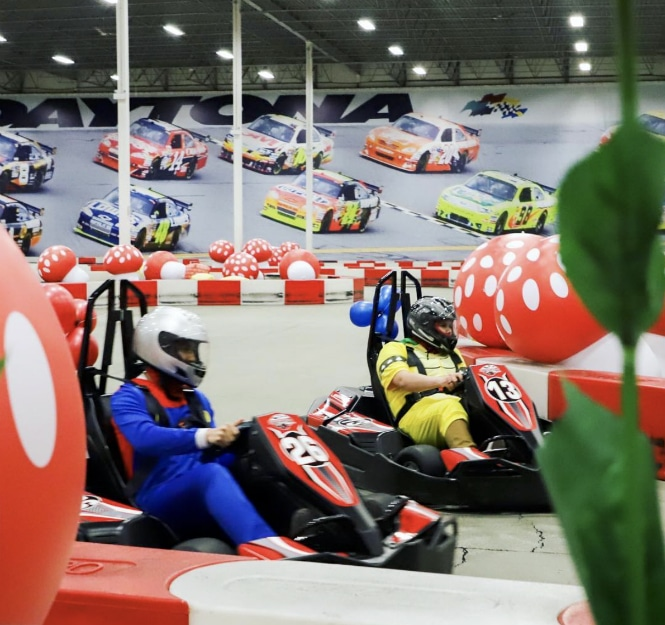 Tickets To A Mario Kart-Inspired Race In Anaheim Are Officially On