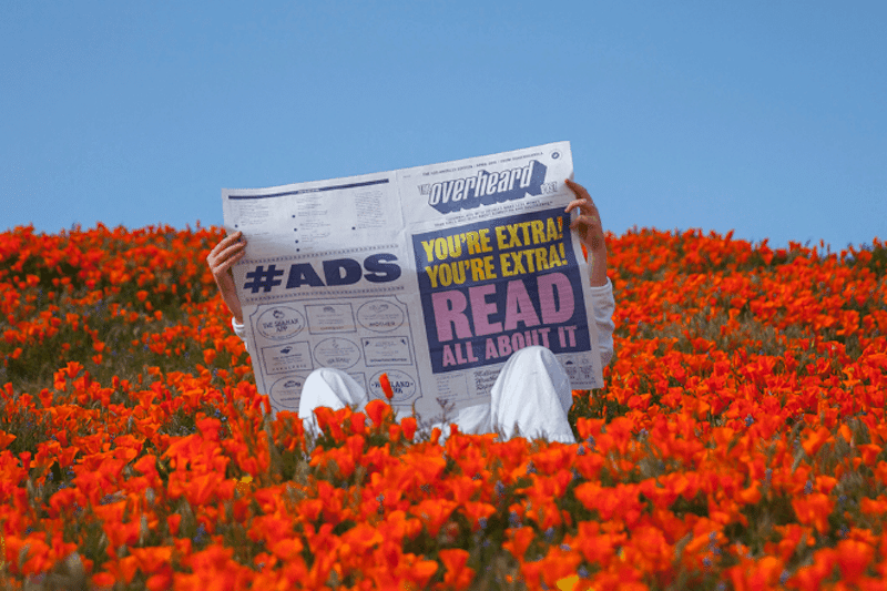 A Viral LA-Based Instagram Account Has Released An Actual Newspaper