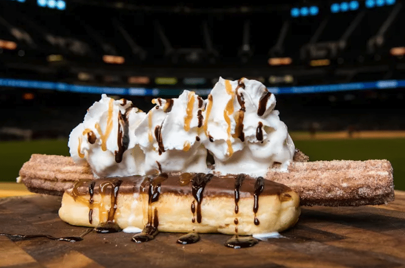 Chow Down On Mouth-Watering Menu Items From Over 30 Ballparks At The MLB Food Fest