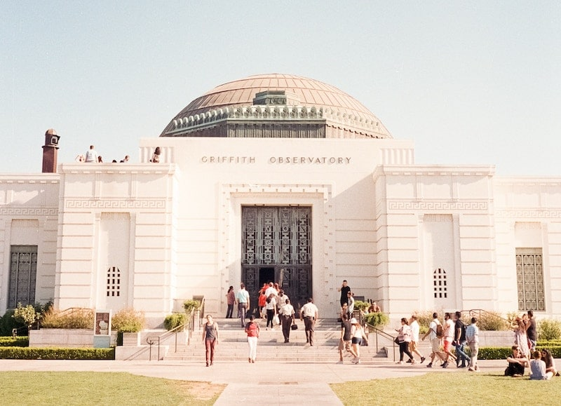 Heads Up LA: Griffith Observatory Is Closing Its Doors For 15 Days!