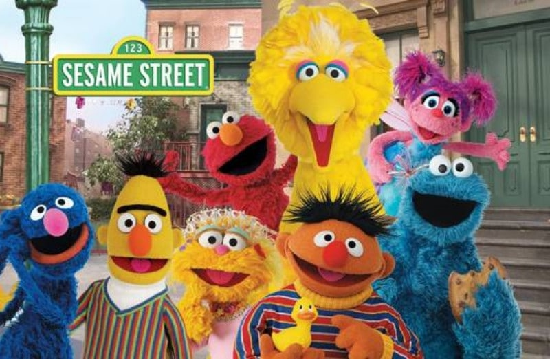 Get Ready For Los Angeles To Turn Into Sesame Street This