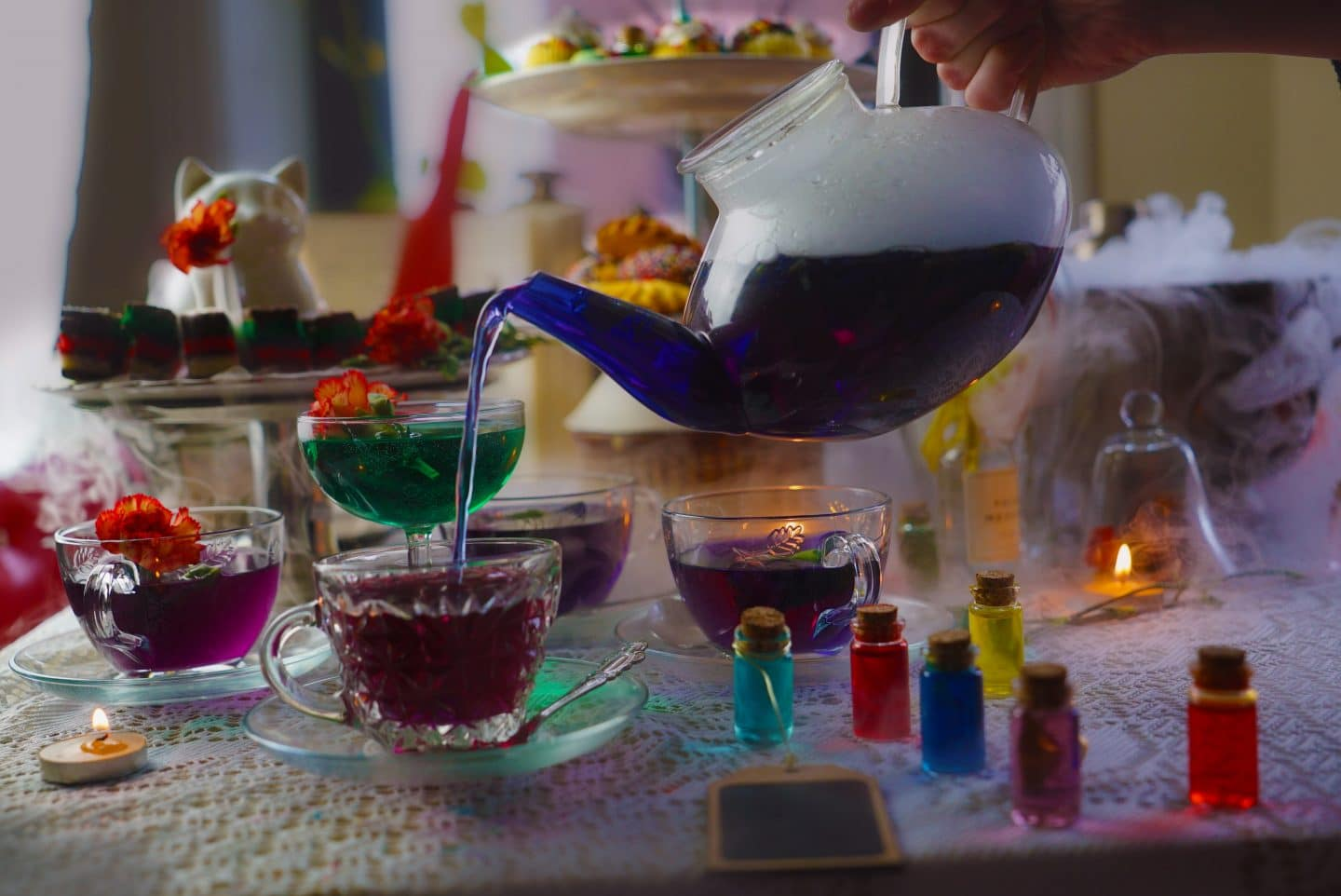 LA's Alice In Wonderland-Themed Tea Party is Summer's Maddest Pop-Up
