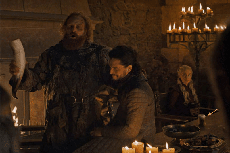 The Internet's Reaction To The Coffee Cup Spotted In 'Game Of Thrones' Is Hilarious