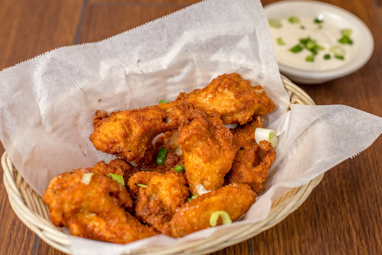 Los Angeles Is Getting Its First-Ever Chicken Wing Festival This July