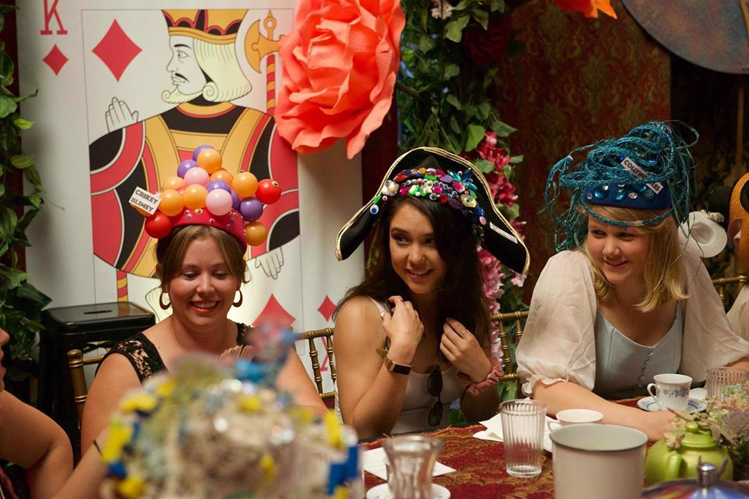 LA's Boozy Alice In Wonderland-Themed Tea Party Has Announced Its Last Season!