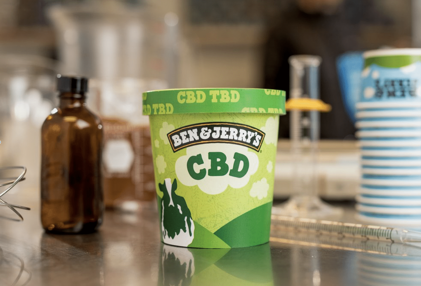 Ben & Jerry's May Be Coming Out With A CBD-Infused Ice Cream