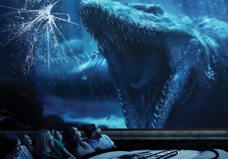 Universal's Revamped Jurassic World Ride Is Here And It's Nothing Like You Remember