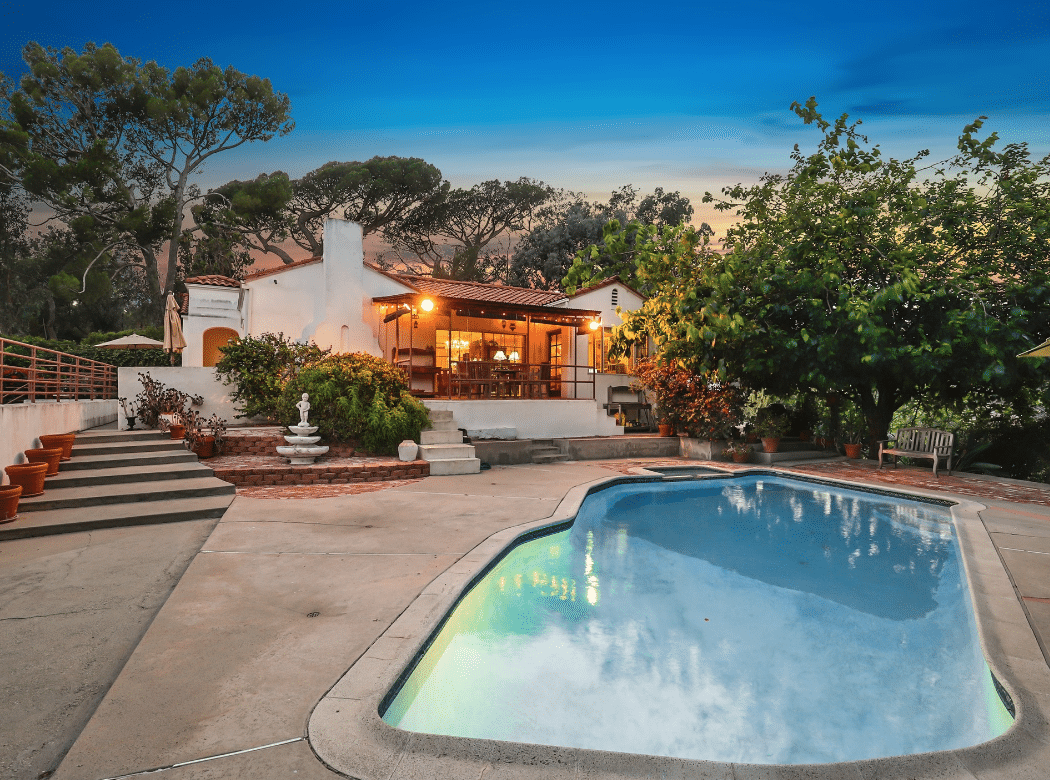 "One Of The Infamous Manson ""Murder Houses"" Is Up For Sale In Los Feliz"