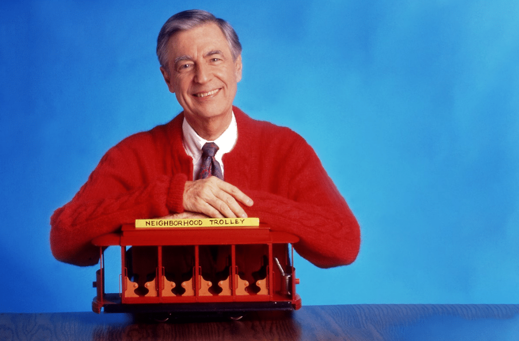 This Trailer Of Tom Hanks Playing Mister Rogers Is Exactly