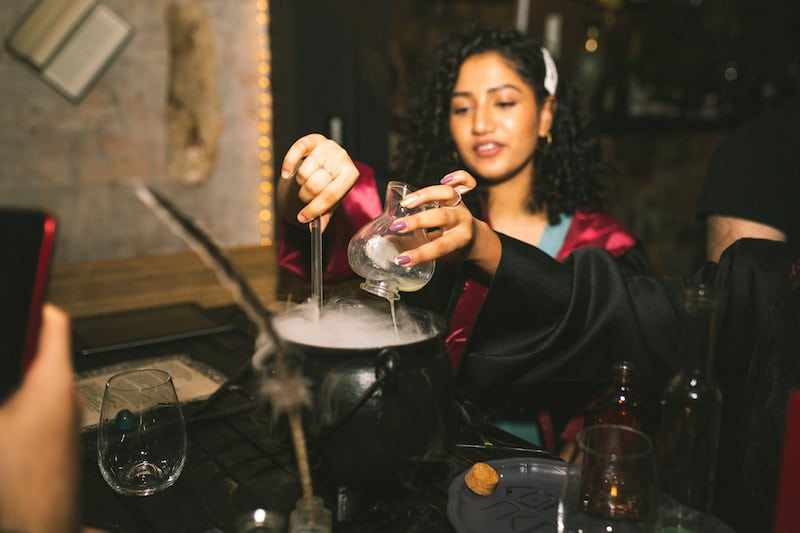 A Boozy Potions Class Is Coming To LA And It's As Magical As It Sounds