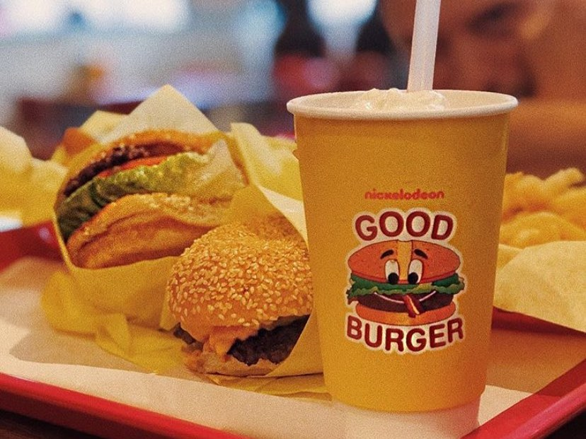 There's A 'Good Burger' Pop-Up Restaurant In WeHo And It's A 90s Dream Come True
