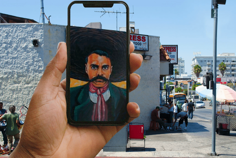 El Pollo Loco Is Virtually Restoring Iconic L.A. Murals In Honor Of Hispanic Heritage Month