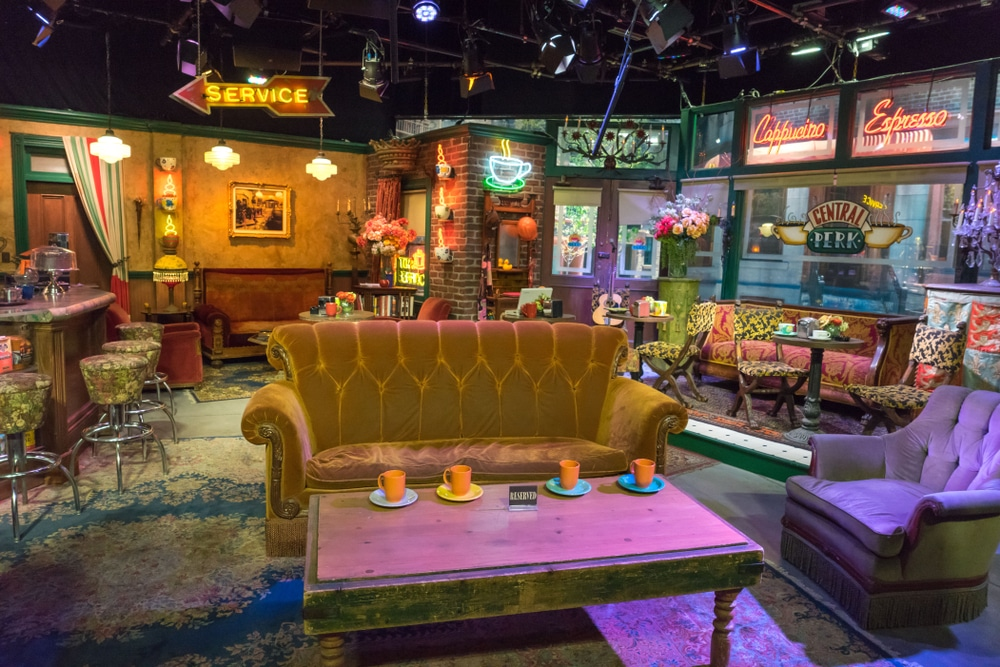 Heads Up LA – The Iconic 'Friends' Central Perk Couch Is Popping Up Around The World!