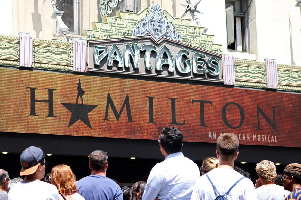'Hamilton' Is Making Its Way Back To L.A. And Tickets Go On Sale This November!
