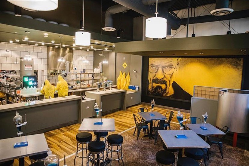 WeHo's Breaking Bad Pop-Up Is The Slice Of Mayhem We've All Fantasized About Post Series