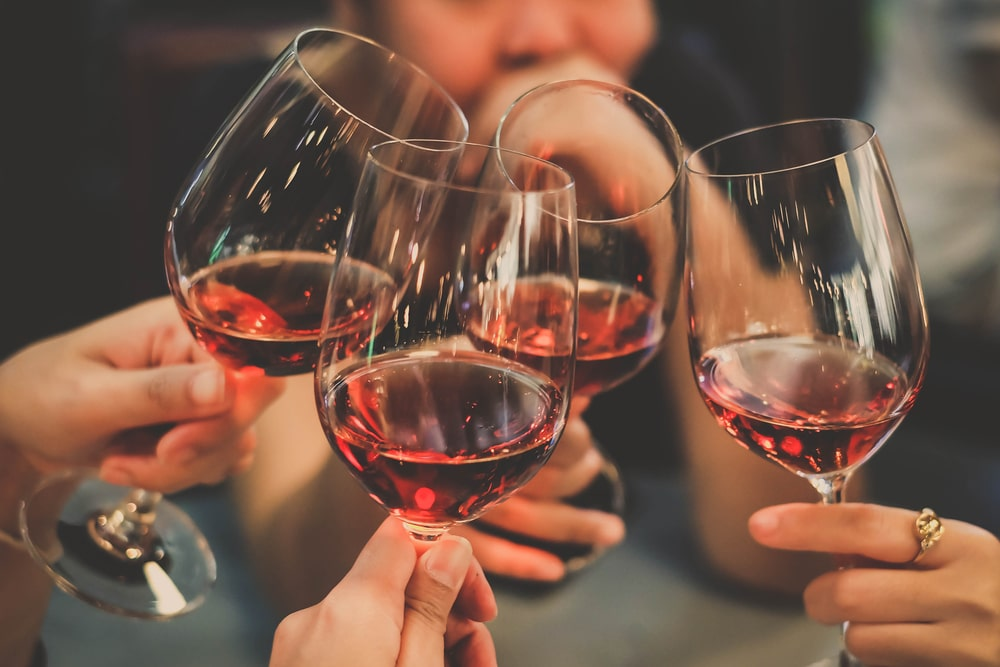 Spend Valentine's Day Weekend Drinking Endless Pours Of Wine In DTLA
