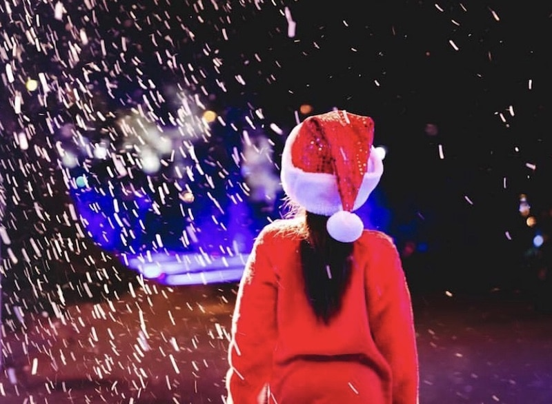 Snow Day LA Is Bringing A Blissful Winter Wonderland To The City This Month