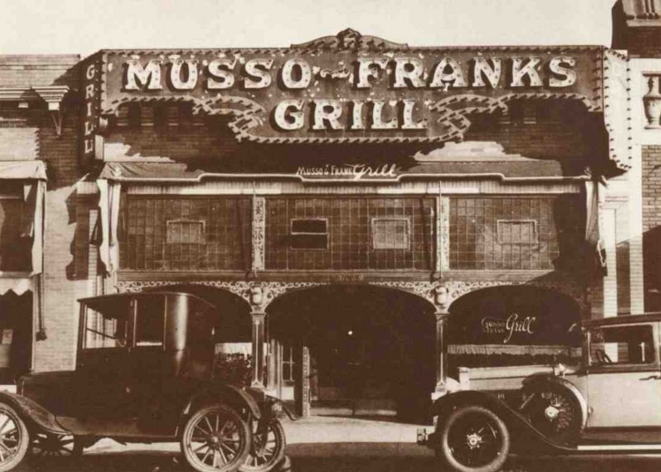 An Edible Time Capsule Of The Golden-Age Of Hollywood • Musso & Frank Grill