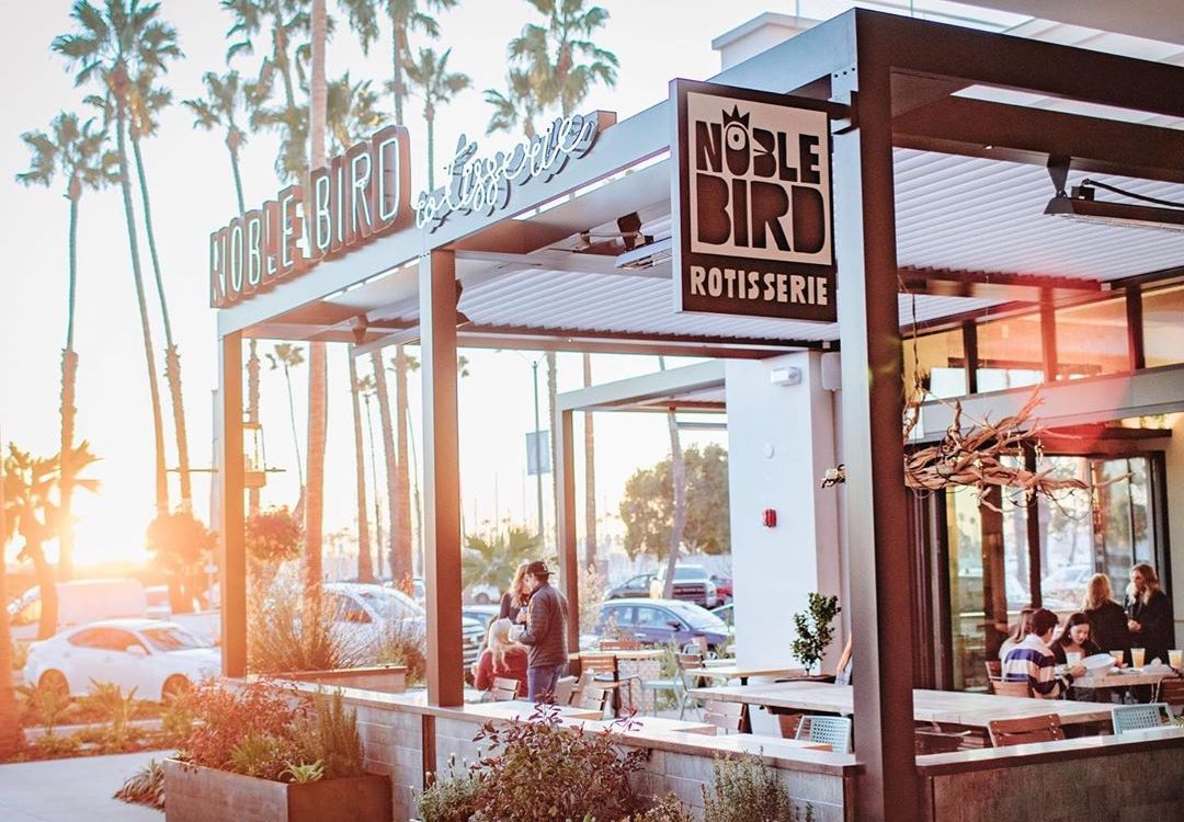 There's A Restaurant Catered Towards People With Severe Food Allergies In Long Beach • Noble Bird Rotisserie