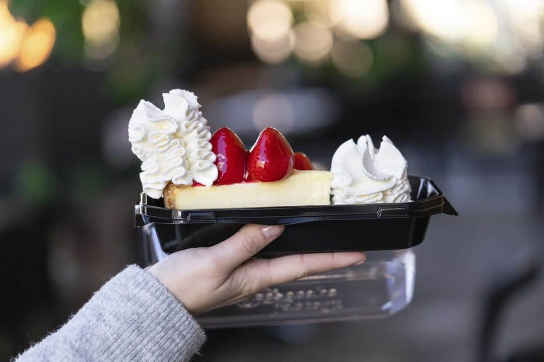 "Dessert Is ""On The House"" At The Cheesecake Factory For The Entire Month Of March"