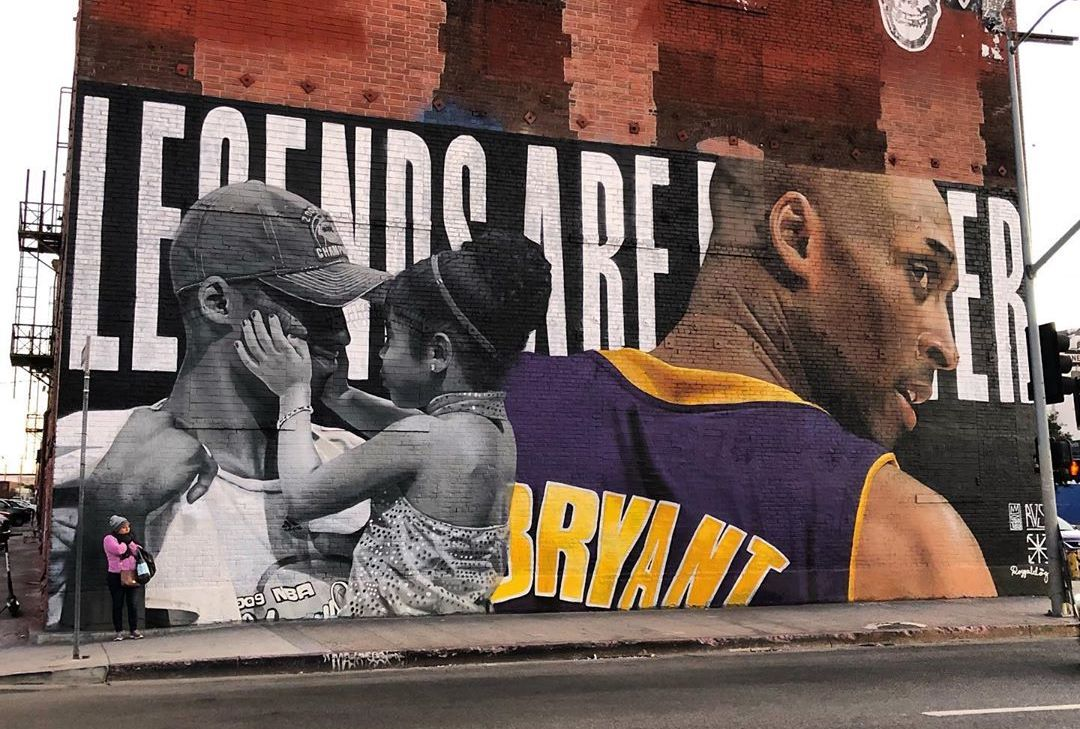 15 Murals Paying Tribute To Kobe Bryant Around L.A.