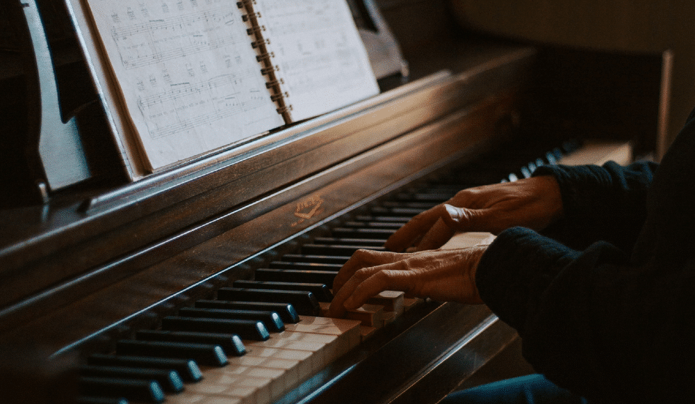 Pianists Around The World Will Be Streaming Live Performances This Weekend In Honor Of World Piano Day