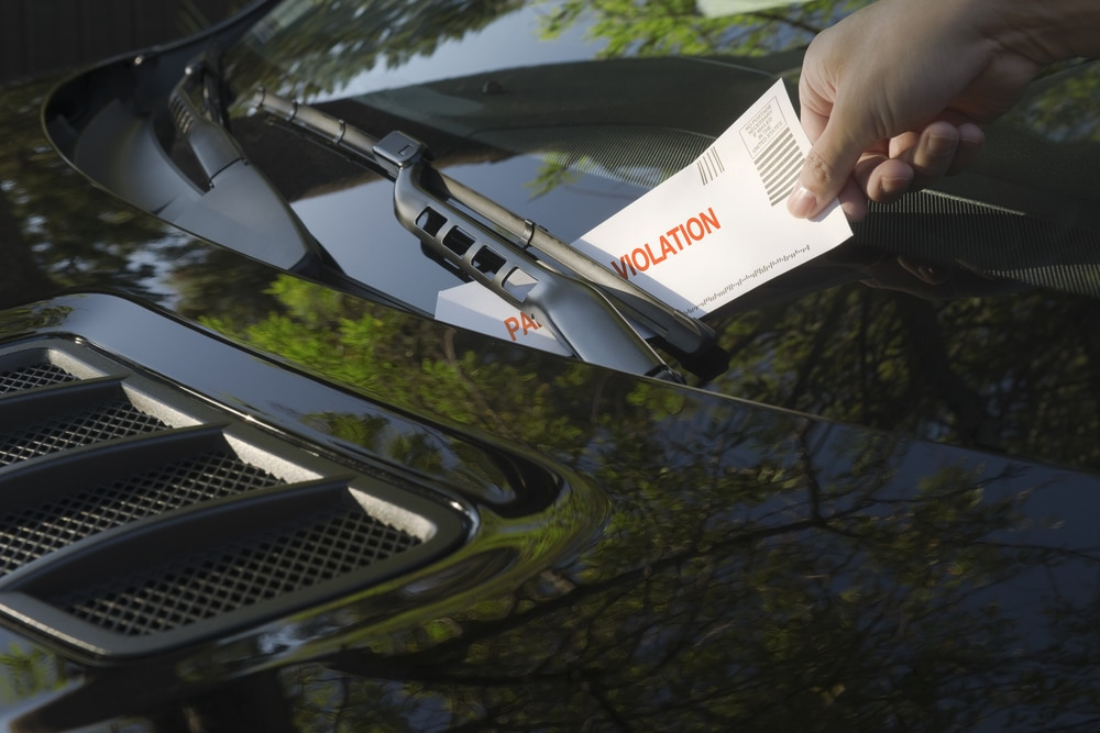 You Can Finally Catch A Break From Those Pesky L.A. Parking Tickets