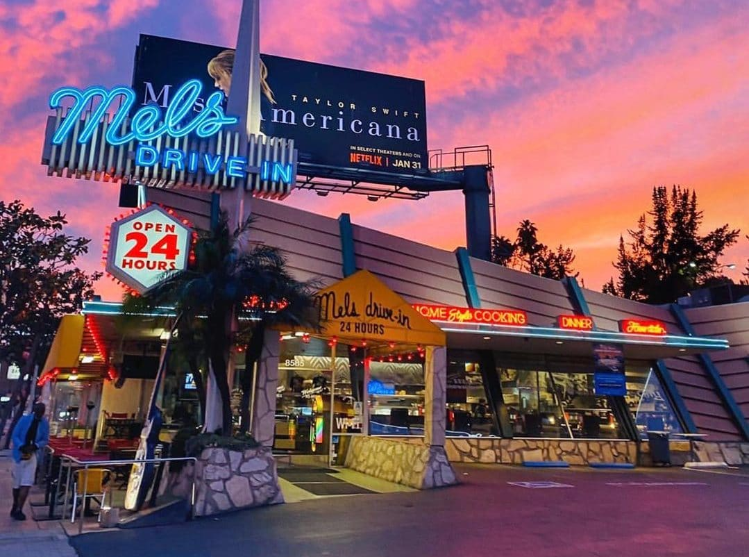 Mel's Drive-In Carhop Is A Neon Dream Serving Of Up All The Nostalgia