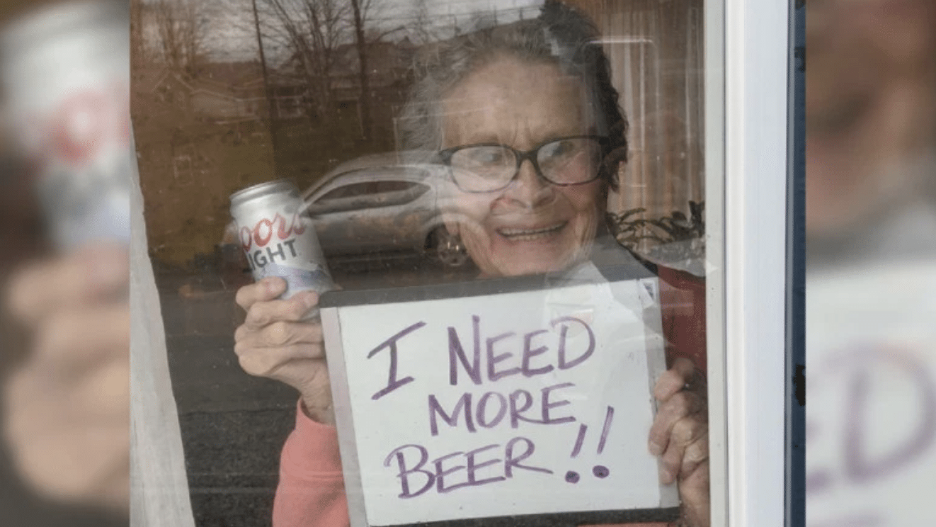 93-year-old beer