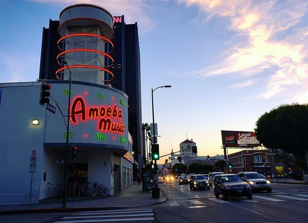 Beloved Amoeba Music Store On Sunset Boulevard Will Not Reopen