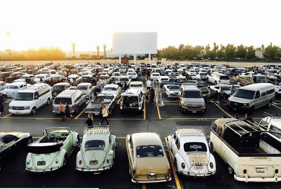 The Best Drive In Theatres Open In L A Right Now Secret Los Angeles