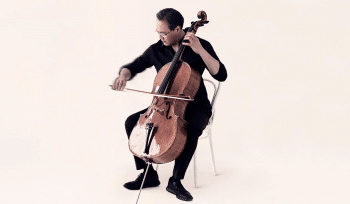 Cellist Yo-Yo Ma Is Performing A Concert In Honor Of COVID-19 Victims Today